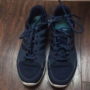 Adidas Training Navy Blue Sneakers 👟